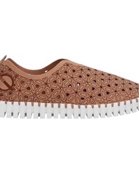 Ružové topánky Ska