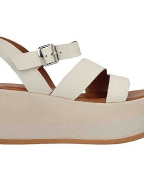 Biele topánky Inuovo