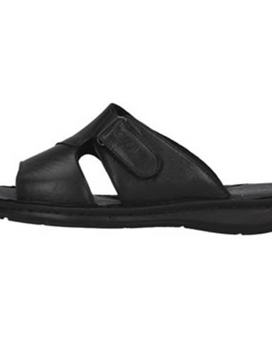 Čierne topánky Melluso