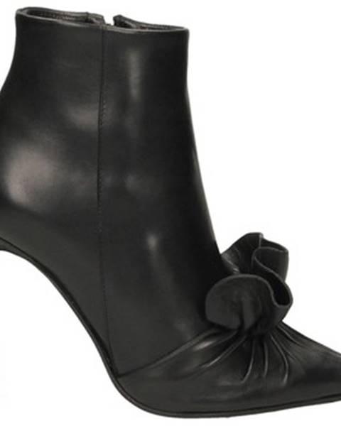 Čierne topánky Aldo Castagna
