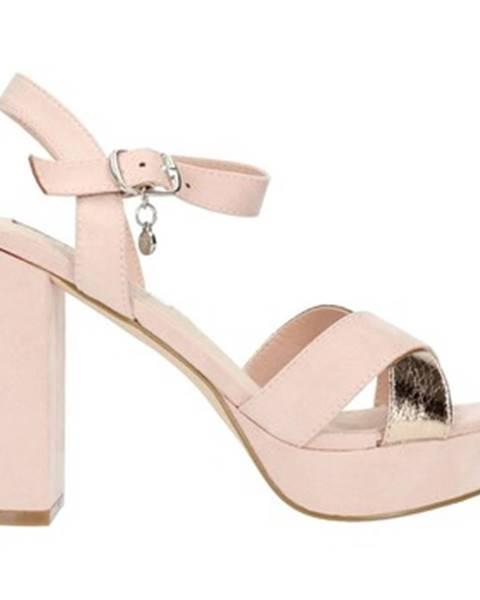 Ružové topánky Xti