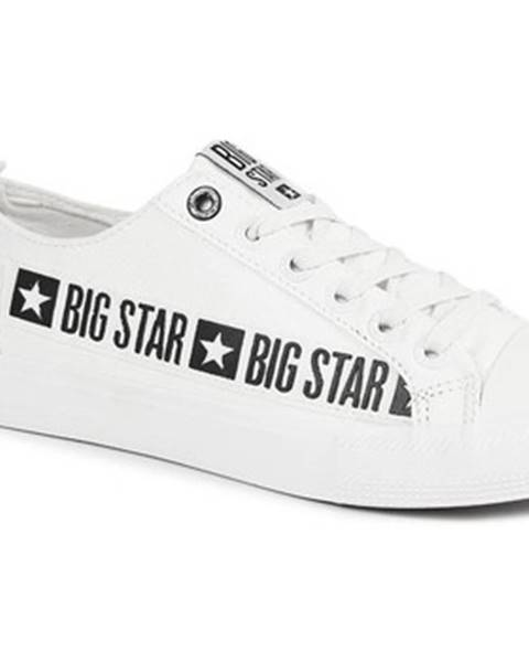 Biele tenisky Big Star