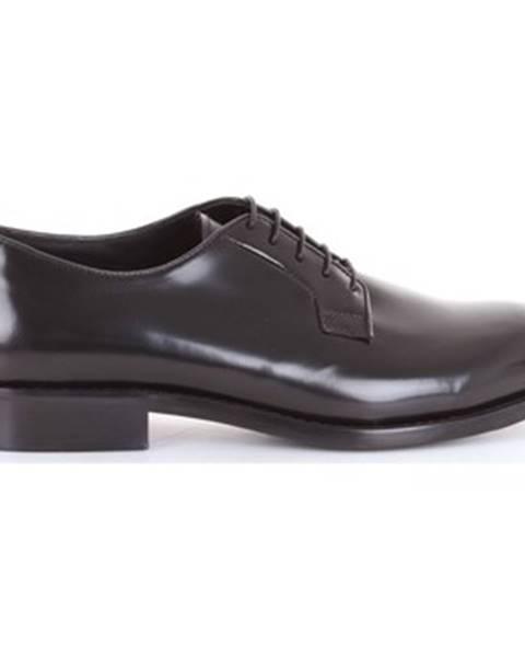 Čierne topánky Richard Owe'n