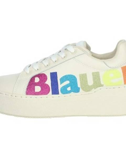 Béžové tenisky Blauer