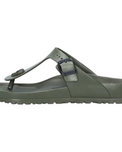 Zelené topánky Birkenstock