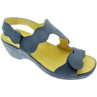 Sandále Calzaturificio Loren  LOE0687bl