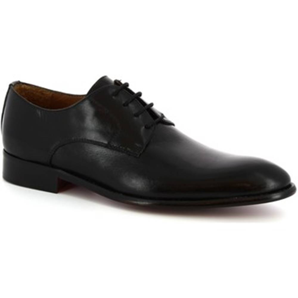 Leonardo Shoes Derbie Leonardo Shoes  1325 SIVIGLIA NERO