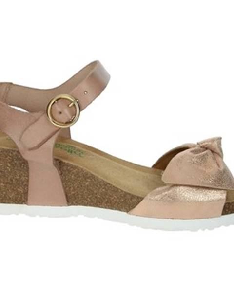 Ružové topánky Riposella