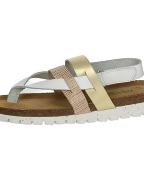 Biele topánky Riposella