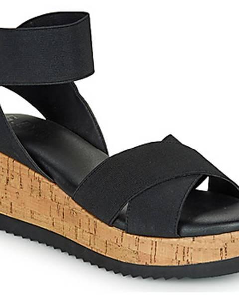 Čierne topánky Superdry