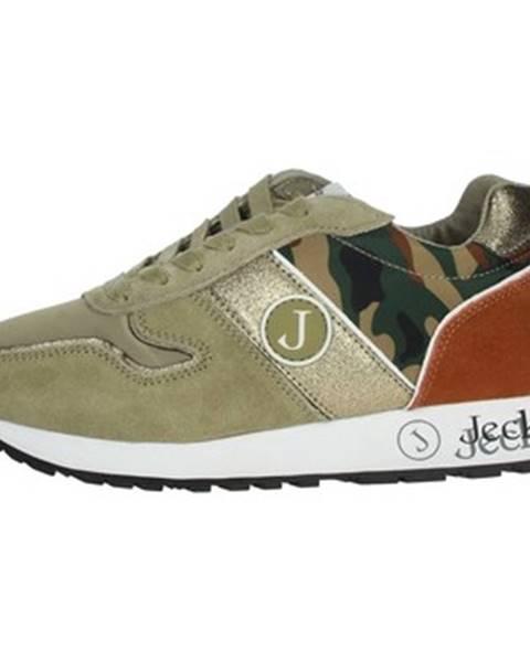 Zelené tenisky Jeckerson