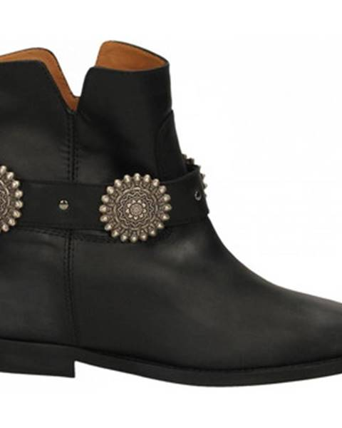 Čierne topánky Via Roma 15