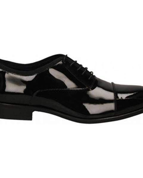 Čierne topánky Carlo Pignatelli