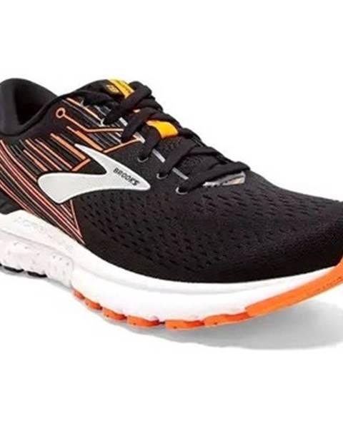 Čierne topánky Brooks