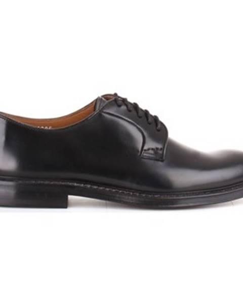 Čierne topánky Doucal's