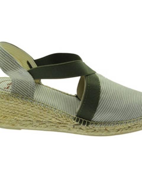 Zelené topánky Toni Pons