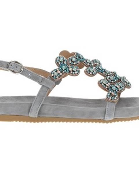 Modré topánky Alma En Pena