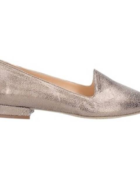 Hnedé topánky Cristian Daniel