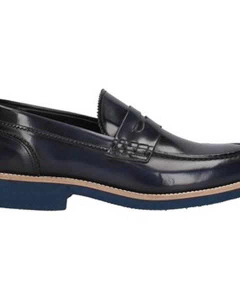 Modré topánky Gino Tagli