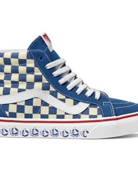 Modré topánky Vans