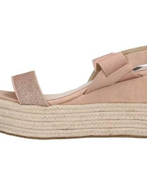 Ružové topánky Energy