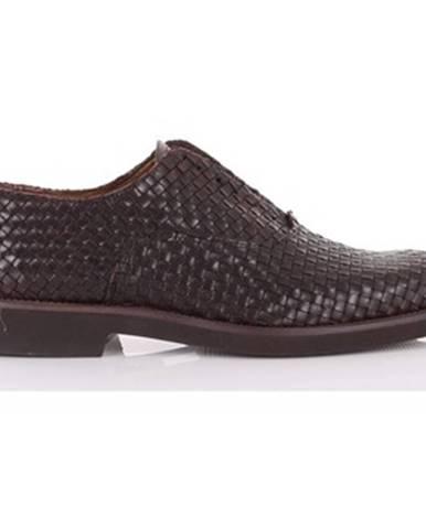 Hnedé topánky Marc Edelson