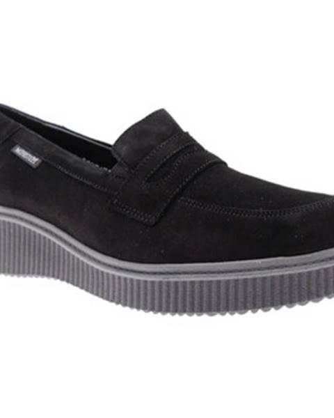 Čierne topánky Mephisto