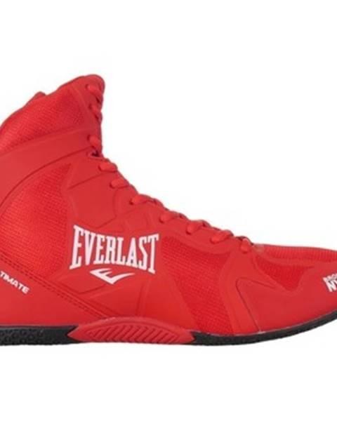 Červené tenisky Everlast