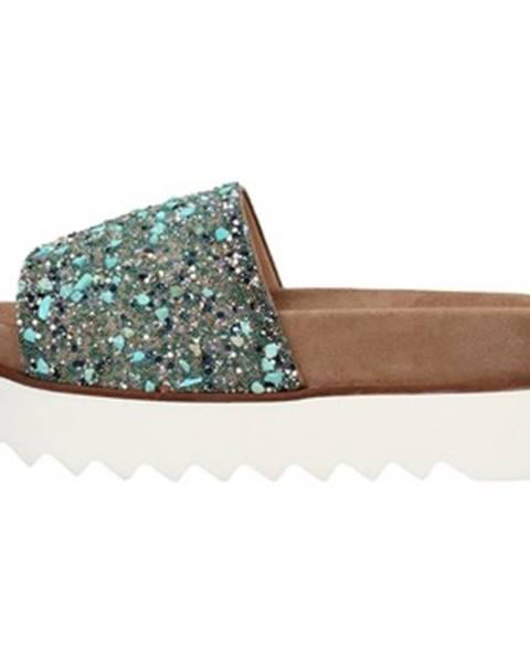 Zelené topánky Alma En Pena