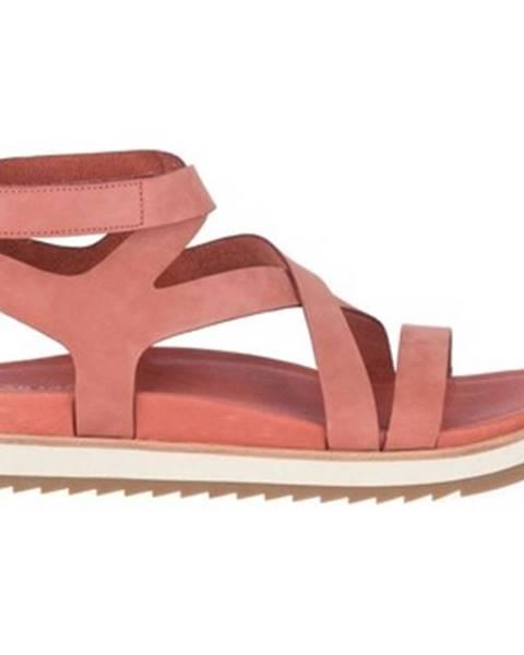 Ružové topánky Merrell