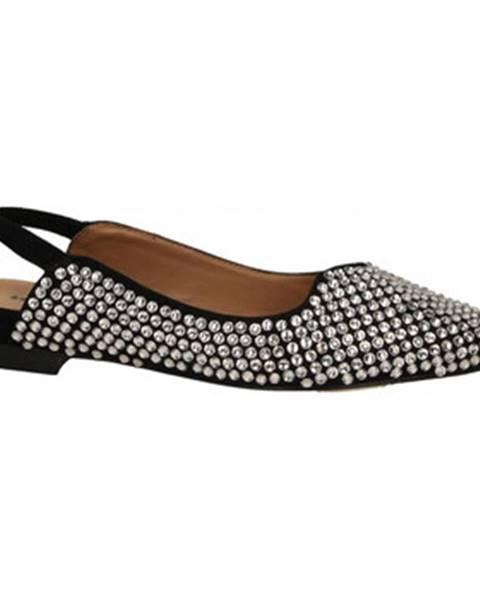Čierne topánky Lola Cruz
