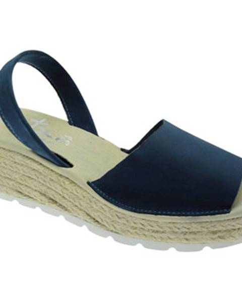 Modré topánky Atxa