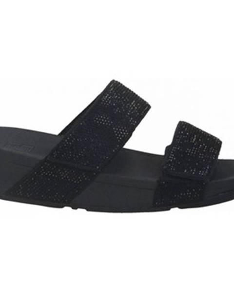 Modré topánky FitFlop