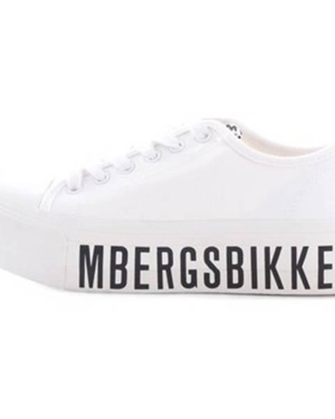 Biele tenisky Bikkembergs