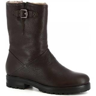 Čižmy do mesta Leonardo Shoes  30207 PRINCE T. MORO