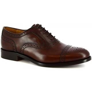 Derbie Leonardo Shoes  07010 NAIROBI CIOCCOLATO