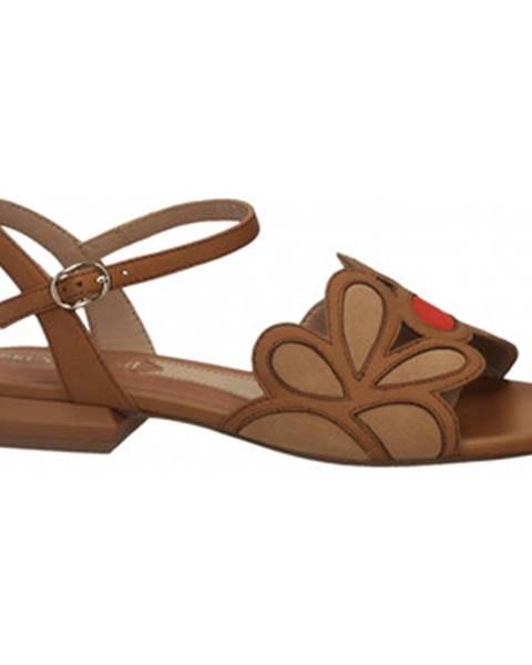 Hnedé topánky Bruno Premi