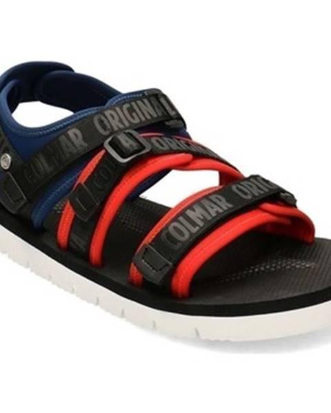 Viacfarebné sandále Colmar