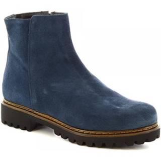 Čižmičky Leonardo Shoes  139 CAMOSCIO BLEU