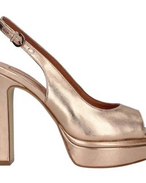 Zlaté topánky Luciano Barachini