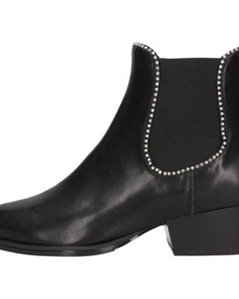 Čierne topánky Lorenzo Mari