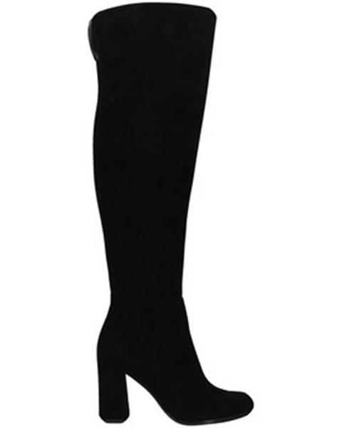 Čierne čižmy Andrea Pinto