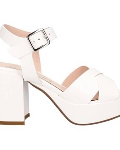 Biele topánky Lorenzo Mari