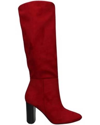Červené čižmy Lorenzo Mari