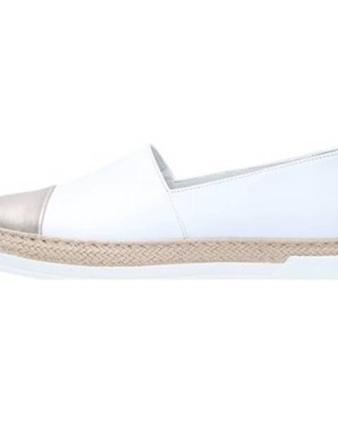 Biele topánky Triver Flight