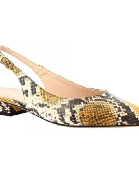 Žlté topánky Leonardo Shoes