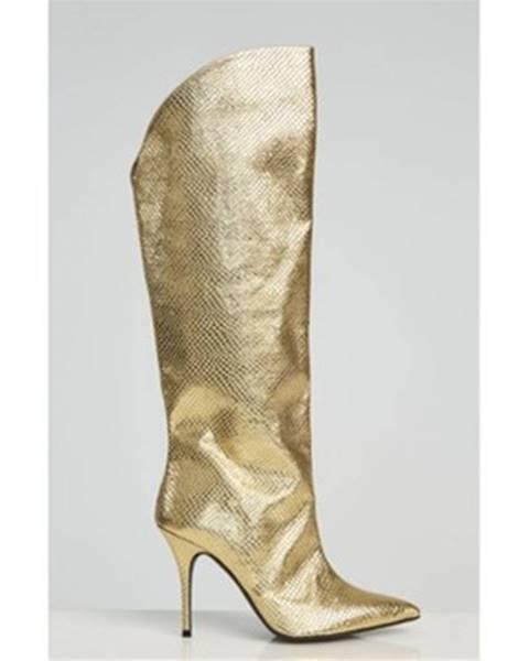 Zlaté čižmy Aniye By