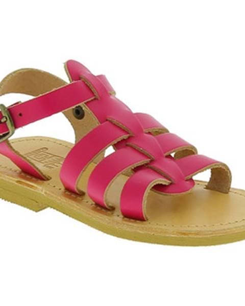 Ružové sandále Attica Sandals