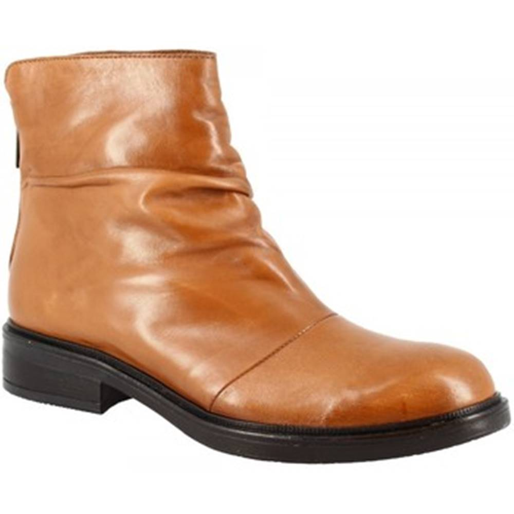 Leonardo Shoes Polokozačky  V117 BRITNER POLI