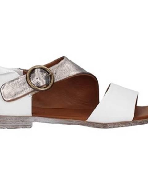 Biele topánky Bueno Shoes